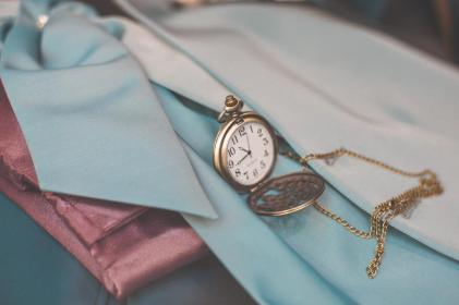Grandfather's watch: could it help fund college for a grandchild? (Image courtesy Nic Co UK, Unsplash)