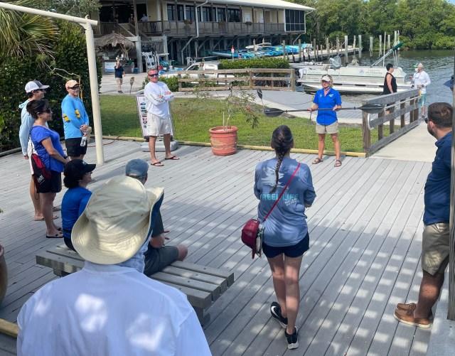 SW Florida Chamber Explores Tarpon Bay