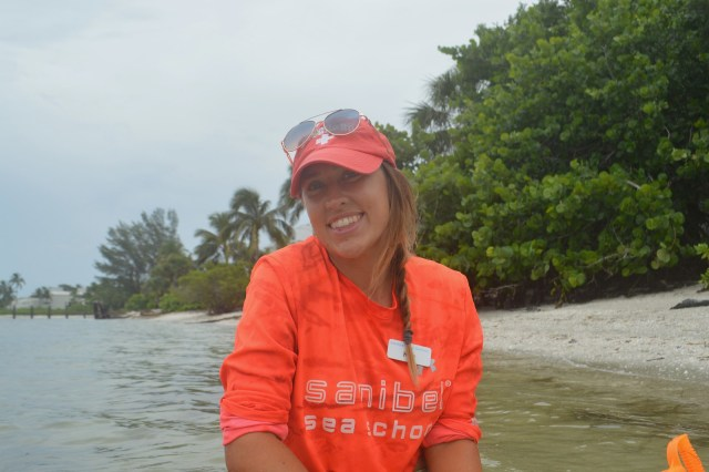 Sanibel Sea School Welcomes New Marine Science Educator