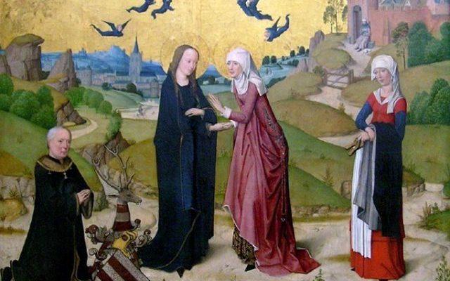 O Magnificat: Hino de Maria de Louvor a Nosso Senhor