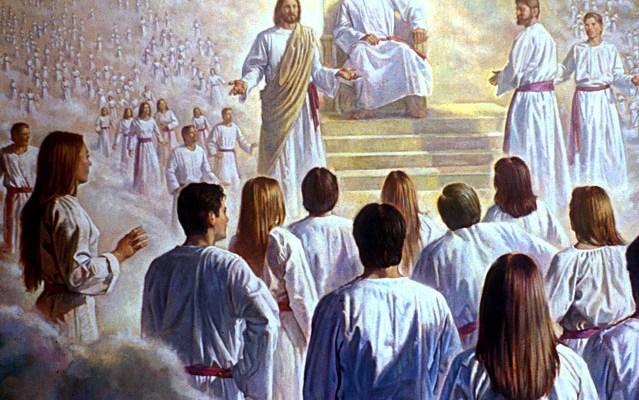 Um ato de esperança: Uma oração por um futuro celestial com Deus