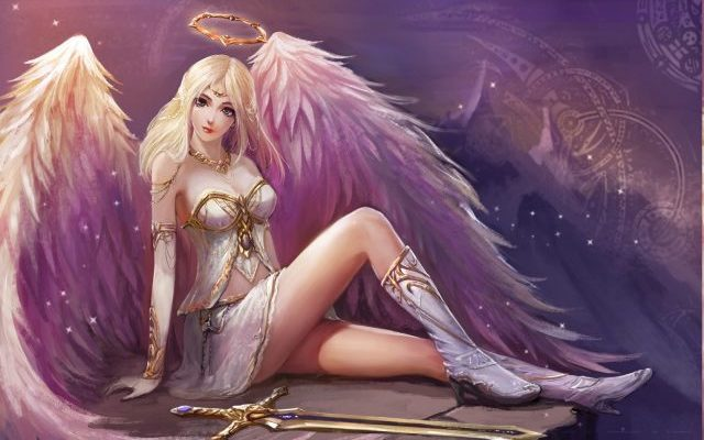 Anjo Cahetel das Bênçãos Divinas