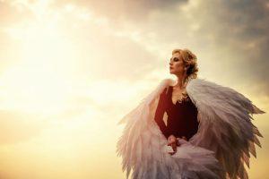 Anjo da guarda Acaia