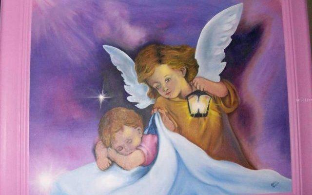 Poyel, anjo da fortuna e suporte