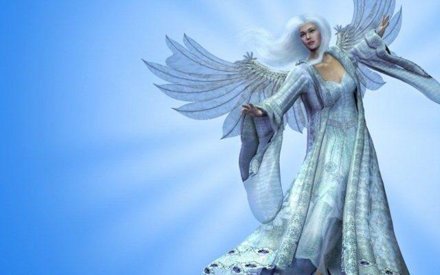 Anjo da Subordinação Yehuiah