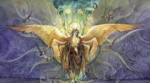 Jeliel, anjo do amor e sabedoria
