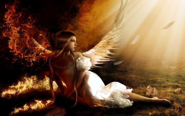 Vasariah, anjo da clemência