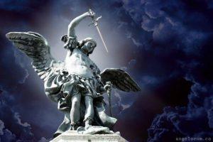 Anjo da guarda Cahetel