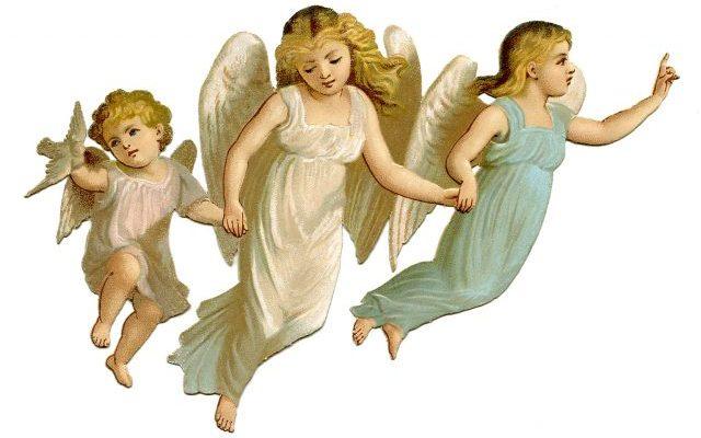 Vehuiah, anjo da vontade e novos começos