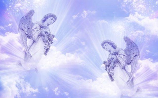 Anjo da guarda Vasariah – Anjo da clemência