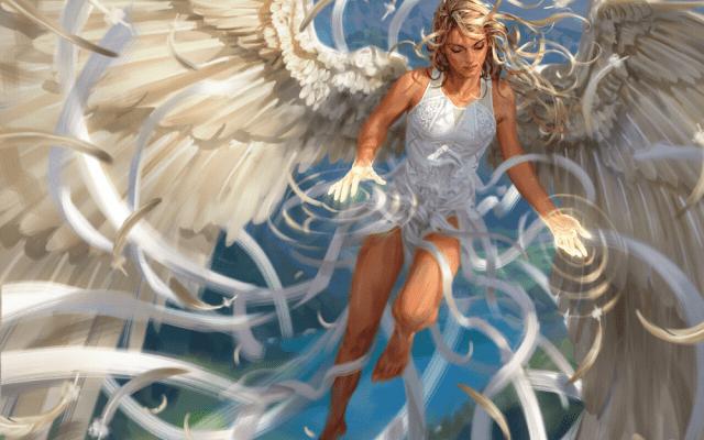 Pahaliah, anjo da redenção