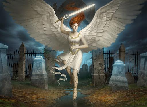 Anjo da Guarda Nith-Haiah – 23 a 27 de julho