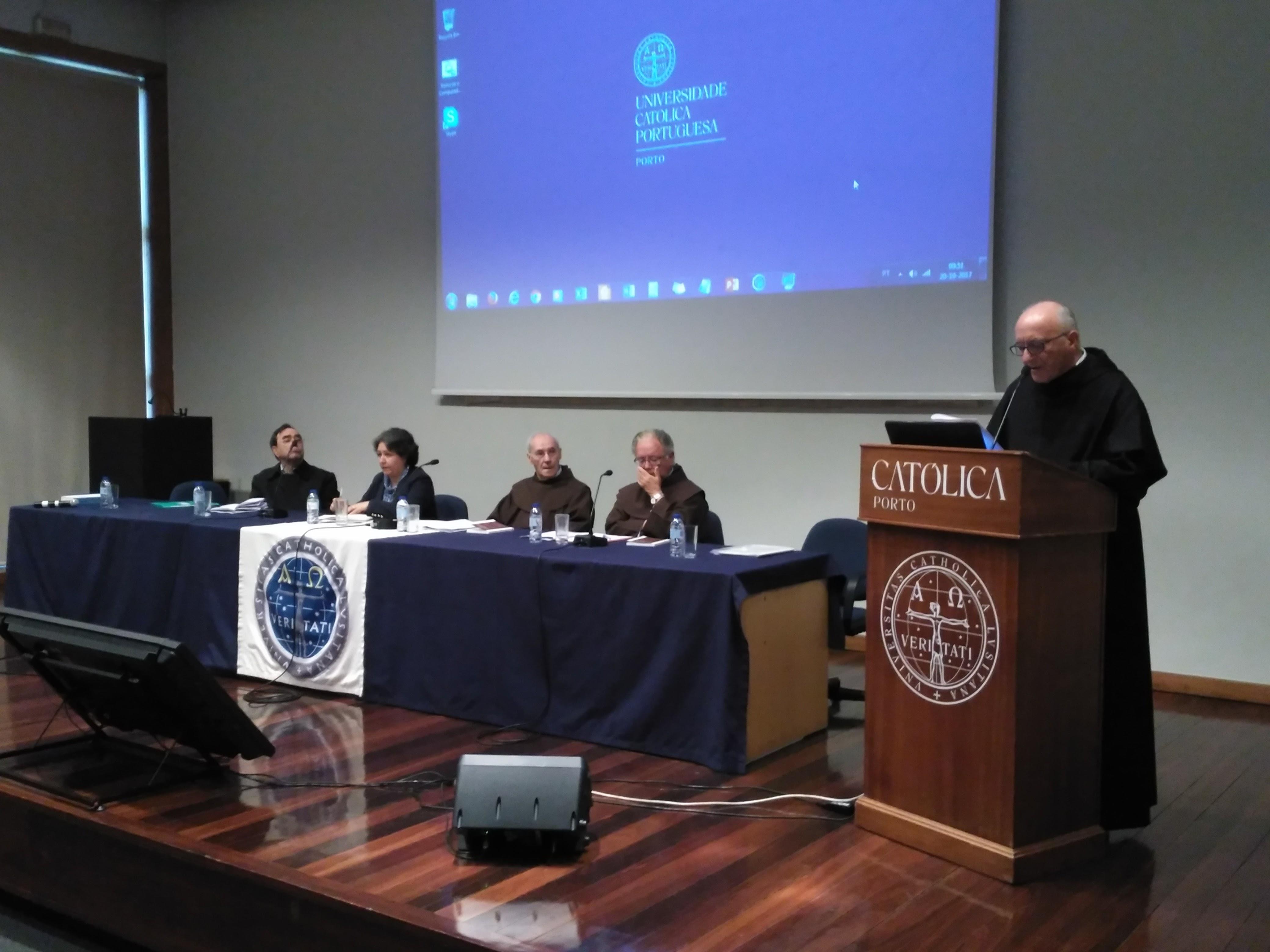 Ciclo de Conferências na UCP Porto