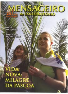 Mensageiro de Santo António - arquivo 2010