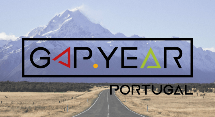 logotipo Gap year Portugal