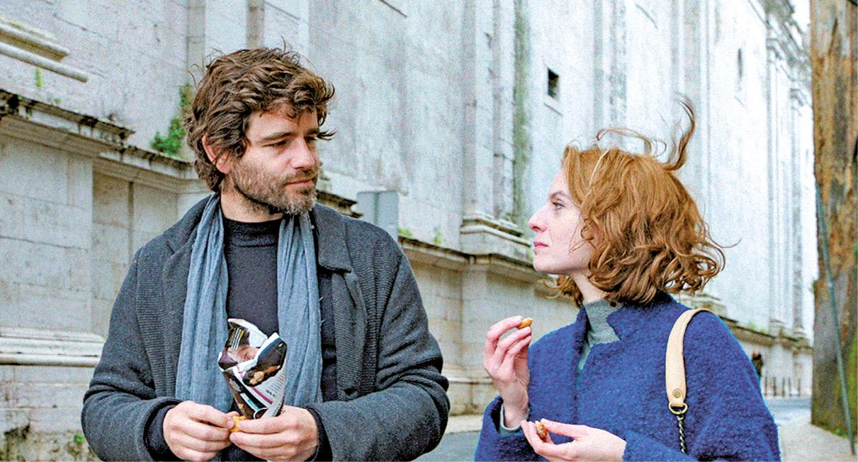 "Cena do filme ""Amor, Amor"", Jorge Cramez, Romance, M/14, Portugal, 2017"