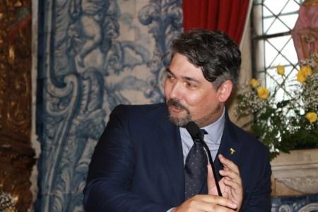 Irmão Rui Silva, ministro nacional da Ordem Franciscana Secular