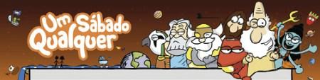 Um Sábado Qualquer, blog de cartoons