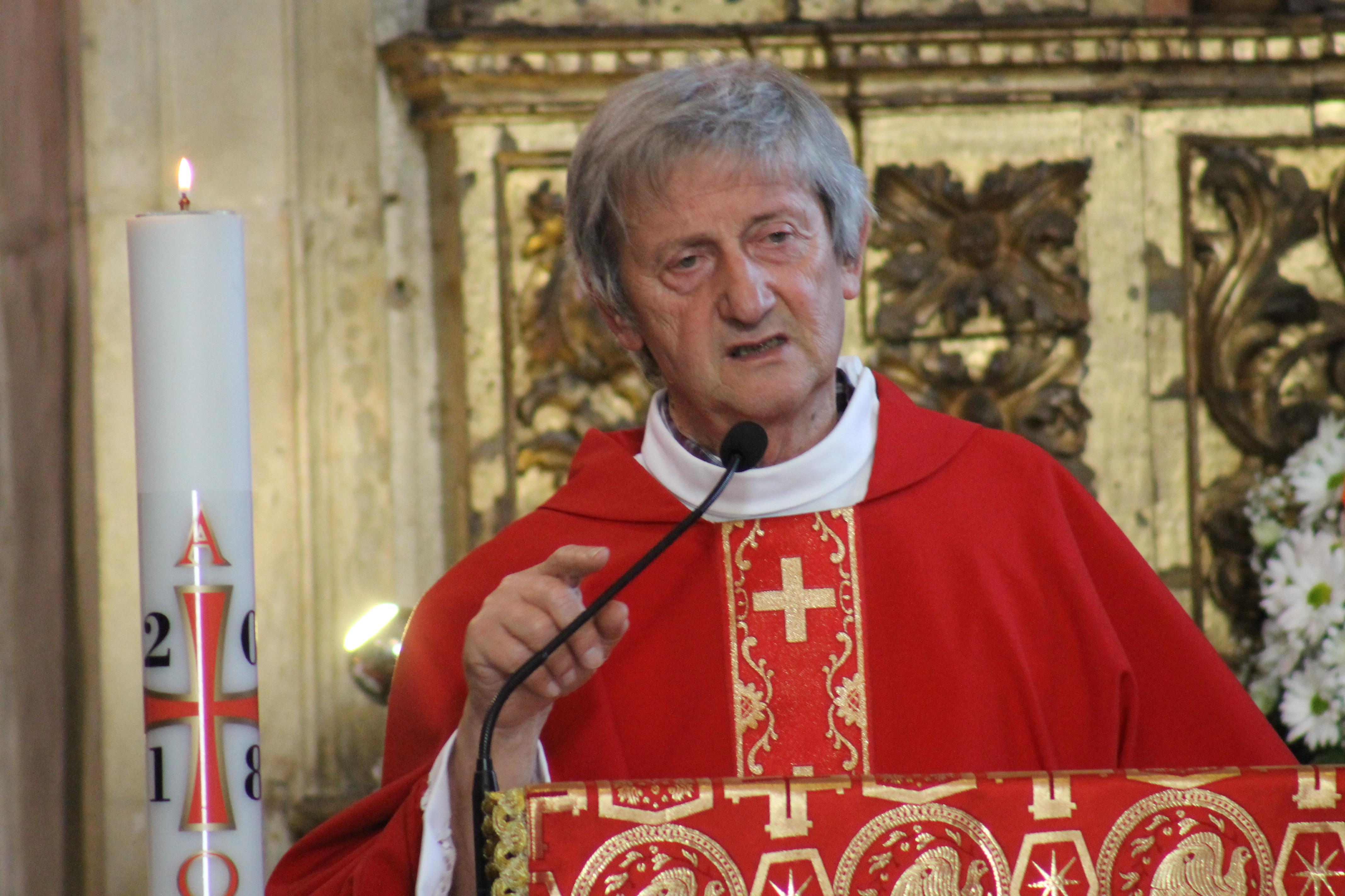 Frei Paulo Fapanni, 50 anos de sacerdócio