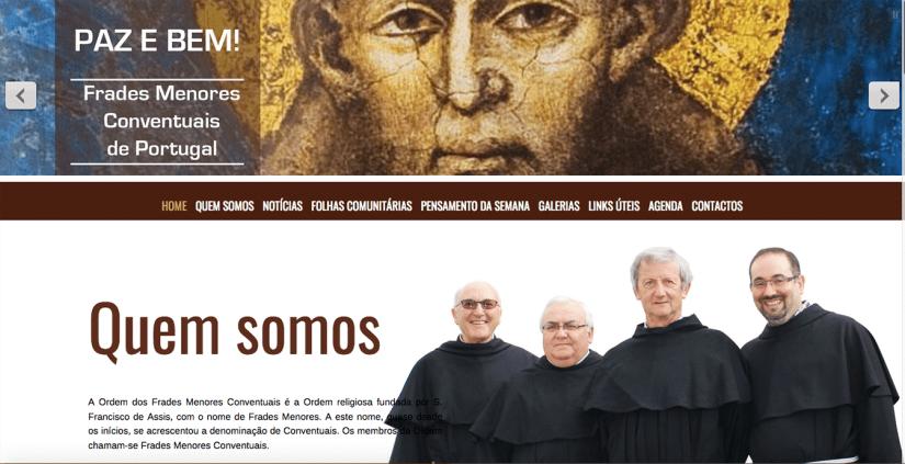 http://franciscanosconventuais.com