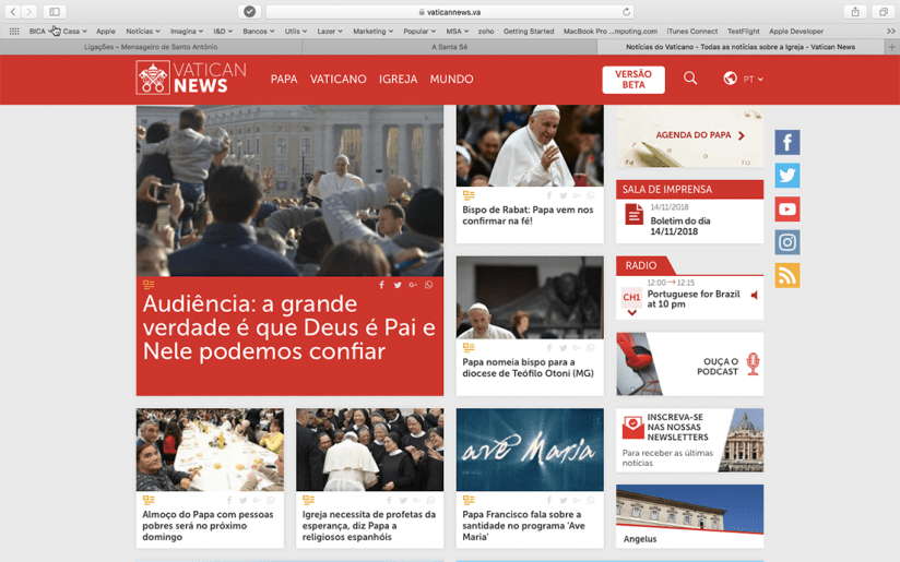 https://www.vaticannews.va/pt.html