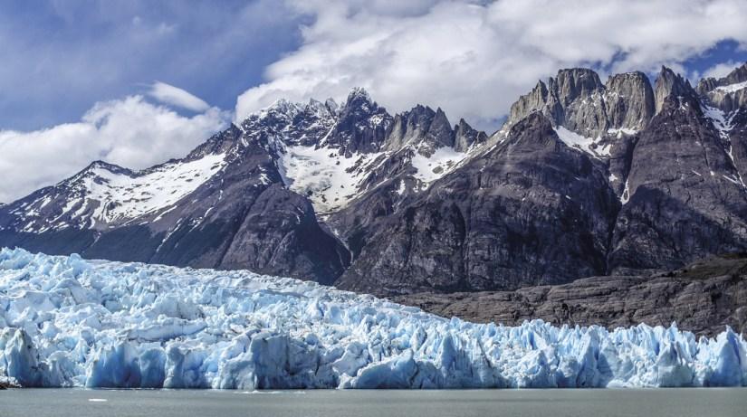 O degelo dos glaciares