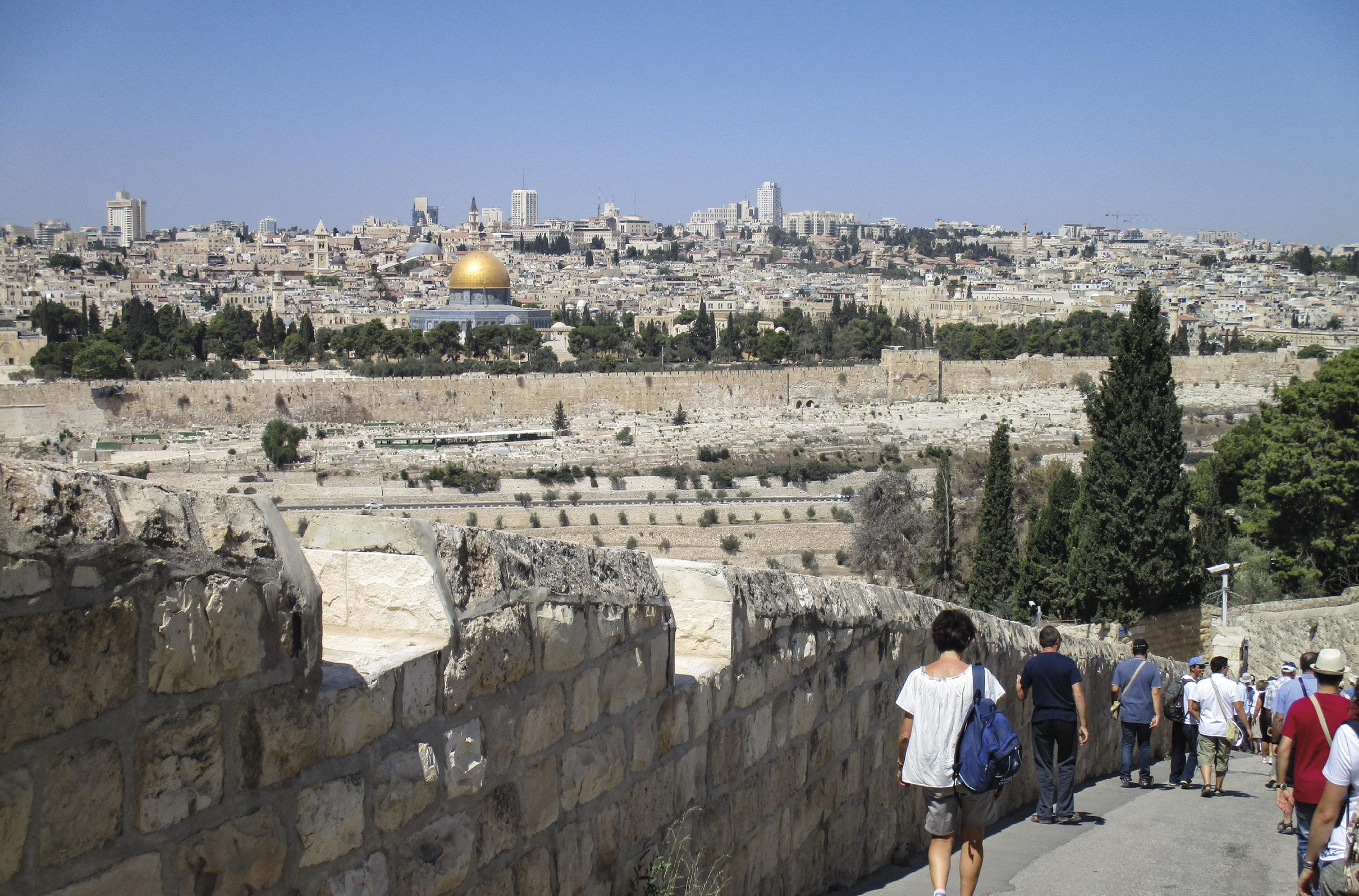 Peregrinação à Terra Santa: Jerusalém