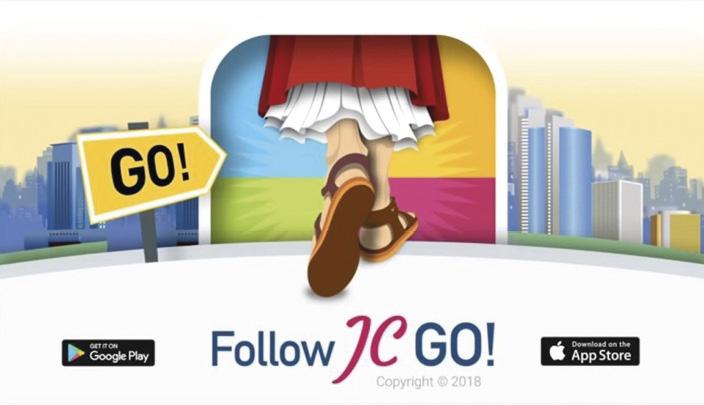 """Follow JC Go: um jogo para andar """"à caça de santos"""""""