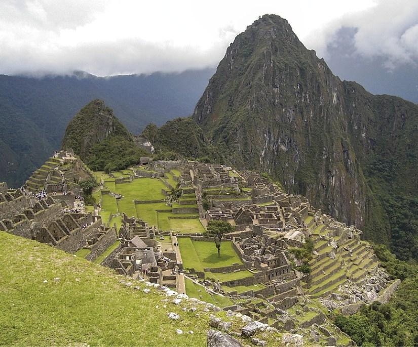 Machu Picchu, Perú. Foto Alexson Scheppa Peisino / Wikimedia Commons.