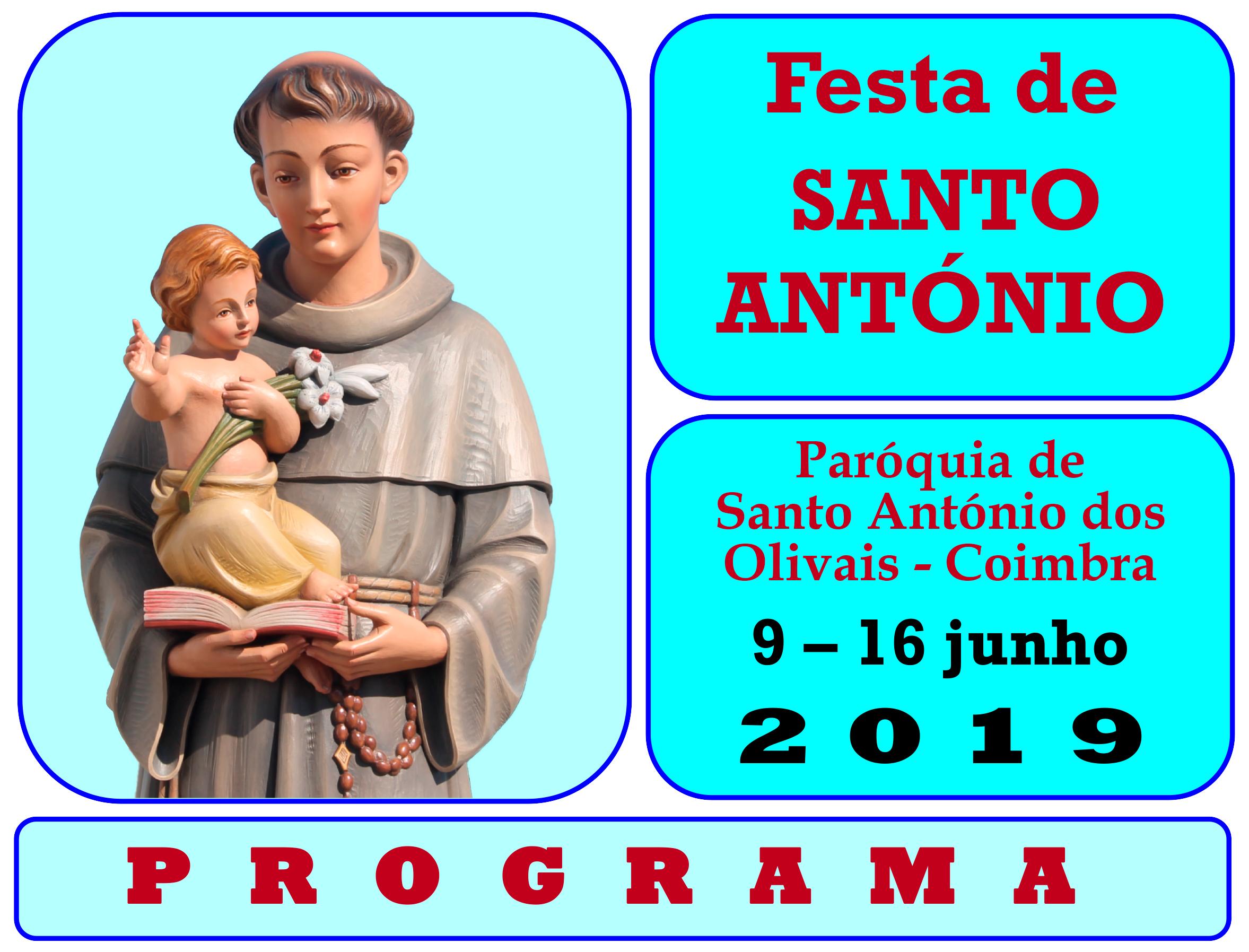 Festa de Santo António 2019