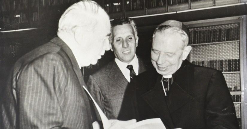 Giacomo Lercaro, o cardeal das periferias e da reforma litúrgica (1891-1968).