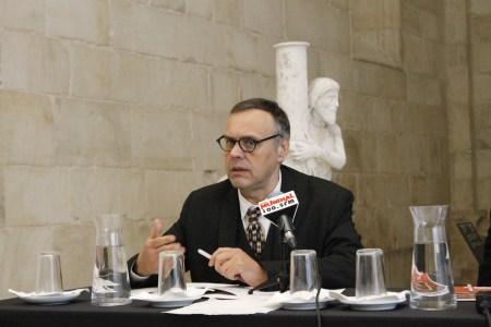 Joaquim Caetano, diretor do Museu Nacional de Arte Antiga