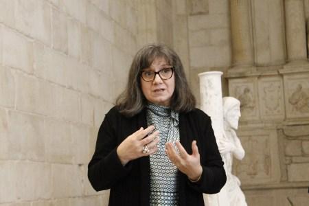 Virgínia Gomes, conservadora do Museu Nacional de Machado de Castro