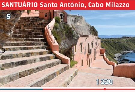 SANTUÁRIO Santo António, Cabo Milazzo