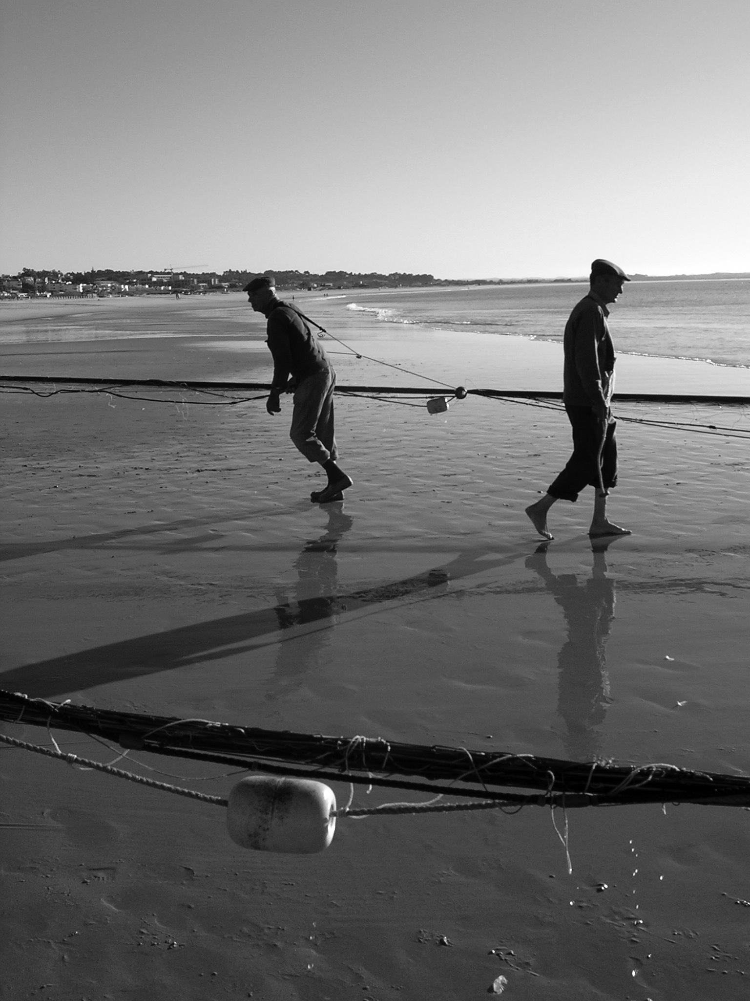 Foto de Pedro Barros: Meia-praia, Lagos, 2008.