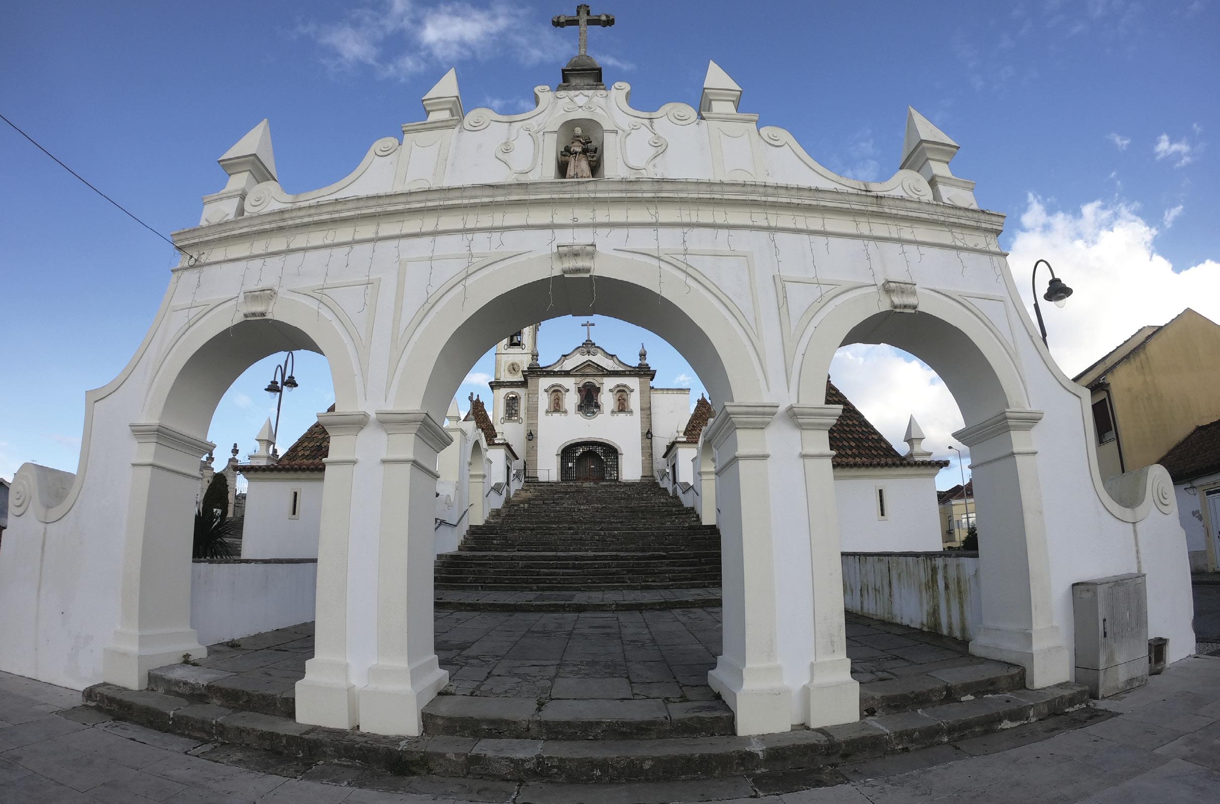 Santo António dos Olivais em Coimbra