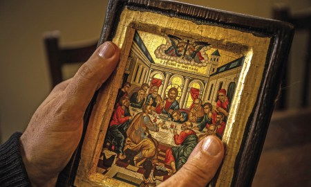 Um testemunho vindo do Oriente Cristão: a Oração de Jesus. Foto: James Coleman   Unsplash.