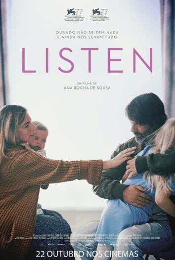 Listen, de Ana Rocha de Sousa, Drama, M/12, POR, 2020.