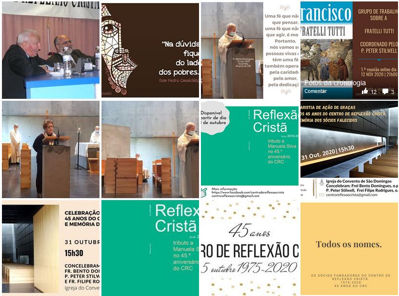 CRC -Centro de Reflexão Cristã