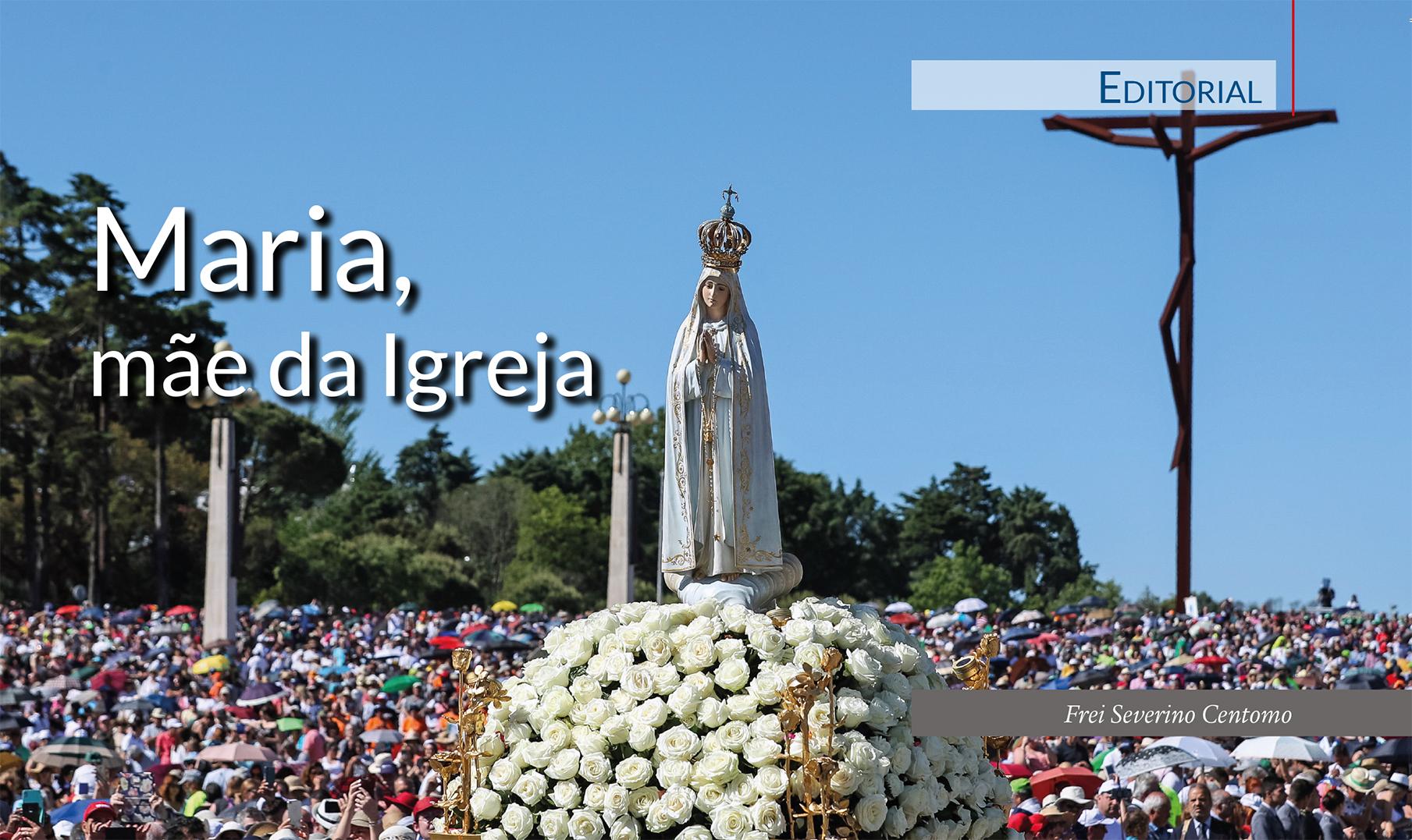 Fátima, 13 de maio de 2019. Foto EPA/PAULO NOVAIS.