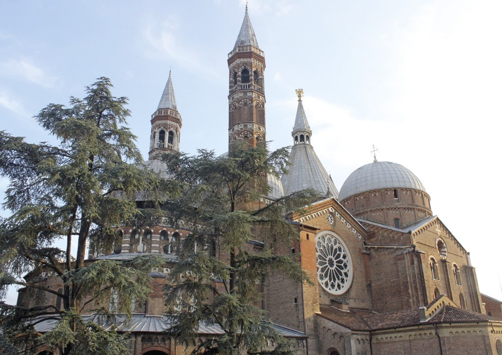 Basílica de Santo António de Pádua. Foto MSA 2014.