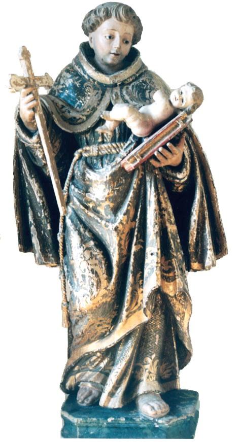Fig 7 - Santo António de Lisboa - Sé de Aveiro – MA Inv. 103/B