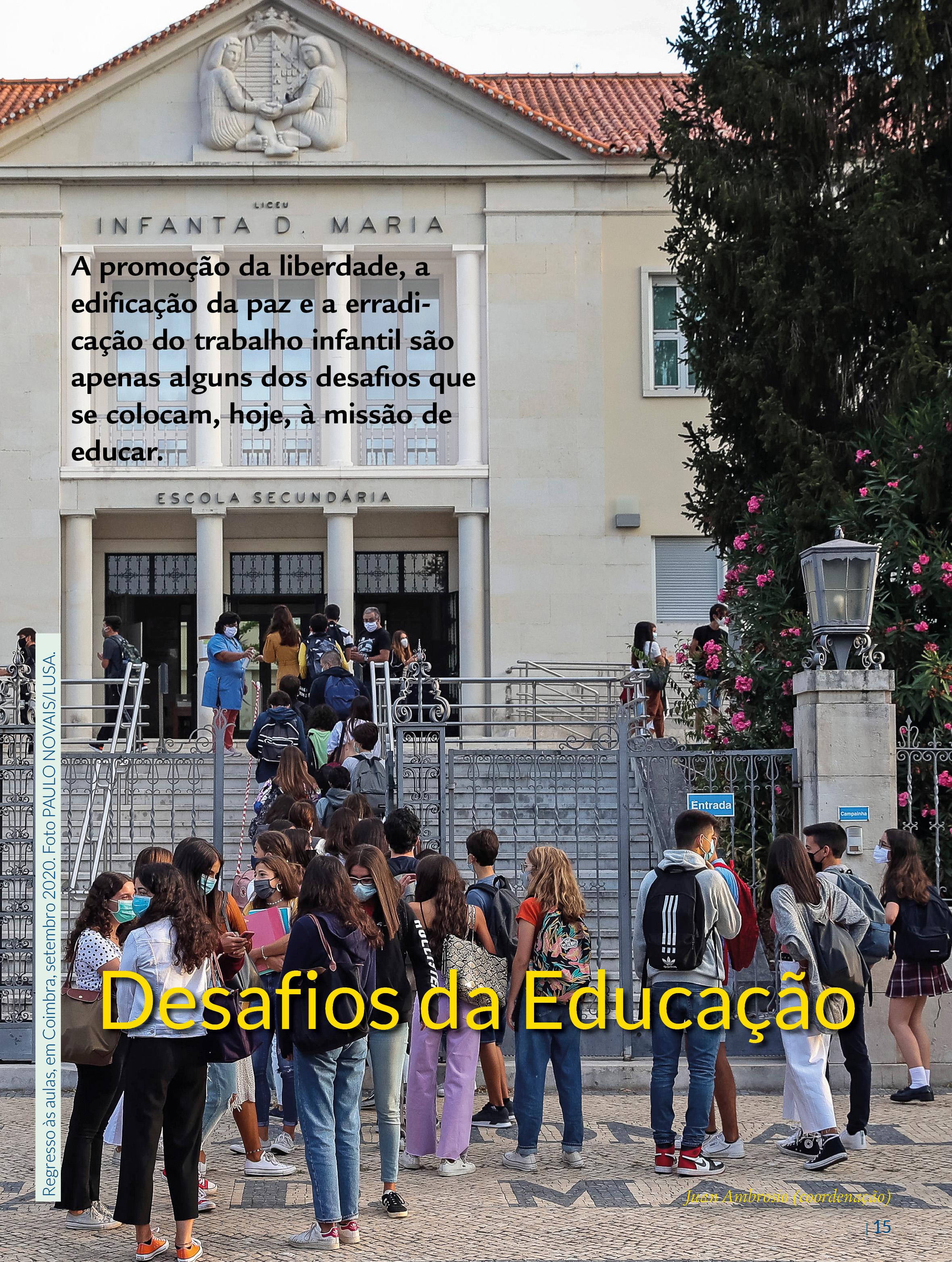 Liceu Infanta D. Maria, Coimbra