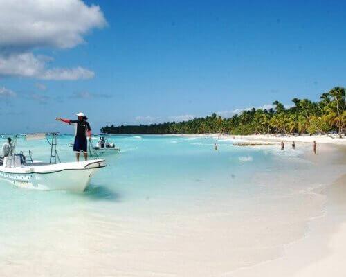 Bayahibe Santo Domingo Beaches