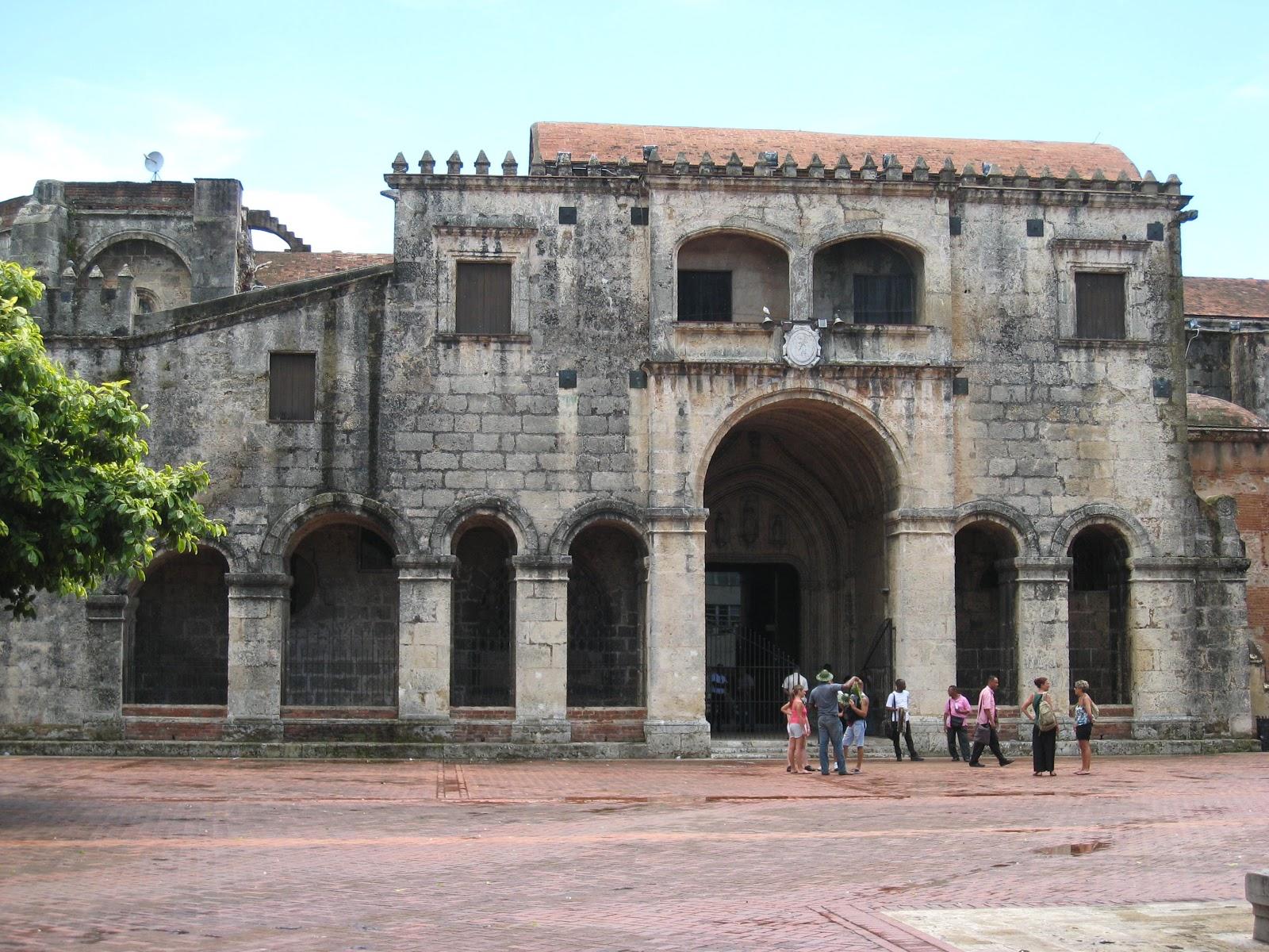 Cathedral Santa Maria Colonial Zone