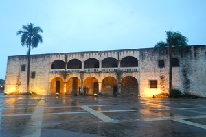 Santo Domingo Tour-Alcazar-de-colon