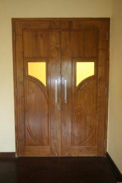 Pintu masuk Kapel St Damianus Plantungan