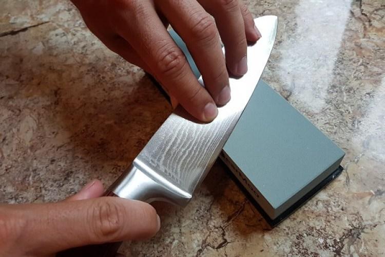 Küchenmesser Damaststahl