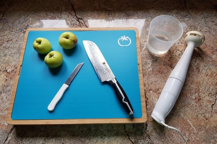 Apfelmus selbst machen Zutaten