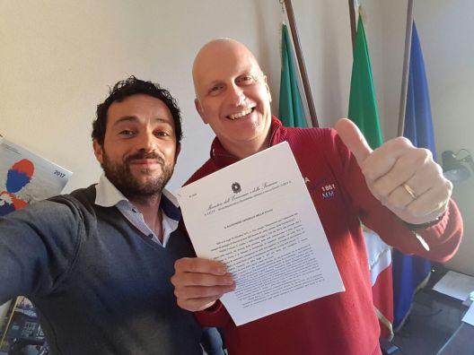 Sant'Olcese ottiene lo sblocco del patto di stabilità: 550 mila euro contro il dissesto idrogeologico